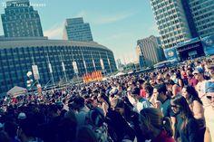 Boston Calling Music Festival Crowd