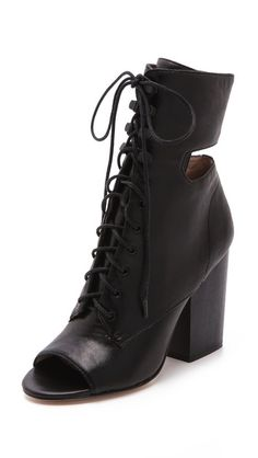 Elizabeth and James Cindy Speed Lace Boots | Shopbop