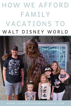 How our family affords vacations to Walt Disney World while spending smart and living on a Dave Ramsey budget. Making magical trips affordable! Disneyland Vacation, Disney World Vacation, Disney World Resorts, Disney Vacations, Disney Travel, Vacation Savings, Savings Plan, Florida Vacation, Vacation Ideas