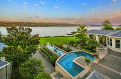$26.8 Million Waterfront Estate In Mercer Island, WA - Water Feature