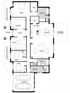 Floorplan - my dream house exactly as how I like it