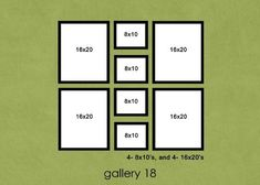 37 different layouts to group and display photos in your home. I have a crap ton of posters from a poster shop that I am getting frames for to hang them up and this website shows you so many ways to do it! :3 by Dana215
