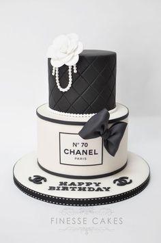 Bildergebnis für chanel cake