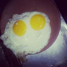 All time in favourite list, eggs half-fry #mumbai