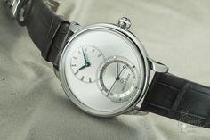 Jaquet Droz Grande Seconde Quantième Satin-Brushed hands-on – Watch-Insider.com