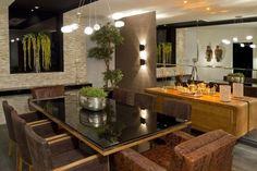Blog Estilo & Décor: Salas de Jantar / Casa Cor