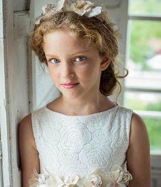 acb666c8af ♥ MANUELA MONTERO dulces diseños de moda infantil y trajes de ...