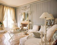 Shabby Chic Wall Paneling : 8 best wall paneling images on pinterest wood panel walls wood