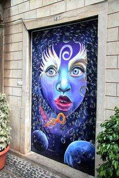 The painted doors of Old Funchal, Madeira (8) | von Big Warby