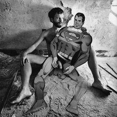 Arthur Tress: Superman Fantasy, New York, 1977