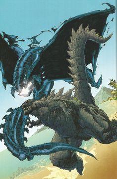 Godzilla vs. The Mutos