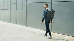 Arcido is raising funds for The Arcido Bag: Smarter Carry-on Travel on Kickstarter! Securely organise your gear with the freedom to travel with just one bag. Backpacking Hammock, Hand Luggage, Cool Tech, Hiking Gear, Carry On, Work Wear, Cool Stuff, My Style, Win