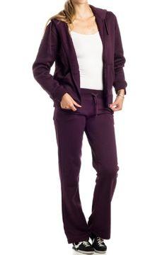 Women's Two Piece Fleece Set : VKN by Gazoz $24.95