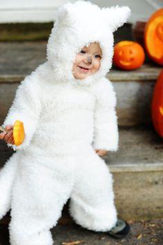 Rust & Sunshine: Wolf Pup Costume Tutorial! #Halloween #Direwolf #GameofThrones
