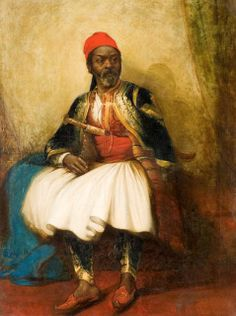 Portrait of a Moor in National Costume by Thomas Kent Pelham From the collection of the Shipley Art Gallery, Gateshead. Divinity Original, Art Uk, African American History, Art Gallery, Find Art, Framed Artwork, Art History, Giclee Print, Costumes