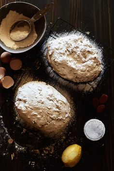 When made at home, stollen can be spectacular: a moist loaf rich in almond flavor and dotted with flavorful dried fruit.