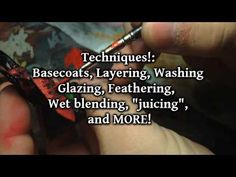 A Comprehensive Guide to Painting Miniatures! RELEASE - YouTube