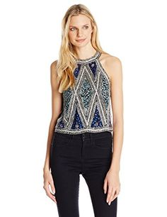 Raga Womens The Jazzy Crop Black Large * Details can be found by clicking on the image.(This is an Amazon affiliate link and I receive a commission for the sales)