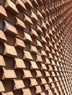 Fachada de ladrillo - brick composition 2a
