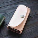 ( Now on Sale discount 15% by Open Store Celebration ) Bluecat LC - Genuine Leather Key Holder / Key Pouch / Key Purse / Key Case / Key Bag / Key Wallet / Key Storage in Handmade