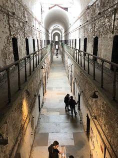 Eastern State Penitentiary #daytrip #Philadelphia #travelblogger