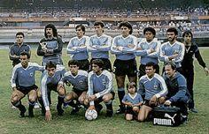 URUGUAY NOMA!!!: A 30 años de la Copa ganada en la casa del campeón...
