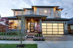 Designing to fit the neighborhood: Craftsman-like outside, modern inside (photos) | OregonLive.com