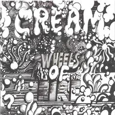 Cream-rare-vintage-psychedelic-stereo-lp-vinyl-record-album-cover ...