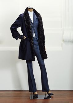 Discover the new womenswear collection A-W 2014 | Kiton