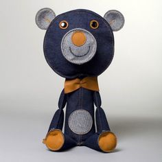 old jeans........bear