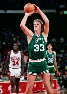 1. Larry Bird || 21,791 Points (24.3) | 8,974 Rebounds (10.0) | 5,695 Assists (6.3) | 31st All Time Career Points | 3x MVP | 2x Finals MVP | 9x All NBA 1st Team | 3x All Defensive 2nd Team | 1980 Rookie Of The Year | 12x All Star | 3x NBA Champion