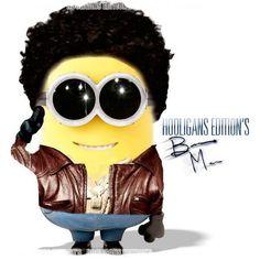 Bruno Mars Minion