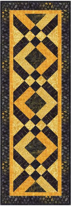 Patchwork quilt bedding color combos new ideas Patchwork Table Runner, Table Runner And Placemats, Table Runner Pattern, Quilted Table Runners, Bed Runner, Place Mats Quilted, Quilted Table Toppers, Tablerunners, Mug Rugs