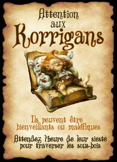 affiche korrigan Deco Harry Potter, Theme Harry Potter, Halloween Labels, Halloween Fun, Mushroom Art, Diy Christmas Cards, Magical Creatures, Faeries, Mini Albums