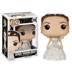 The Hunger Games Katniss in Wedding Dress Pop! Vinyl Figure - Funko - Hunger Games - Pop! Vinyl Figures at Entertainment Earth
