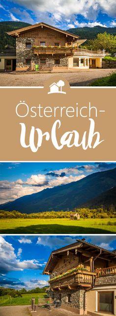 Ein unvergessliches Urlaubserlebnis am Fischerhof! Wanderlust, Austria, Vacation, Mountains, City, Nature, Poster, Travel Ideas, Travelling