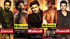 Mahesh Babu, Vikram, Puneeth Rajkumar, Tovino, Emraan, Babushaan Upcoming Movies 2022 |Coming Next 2