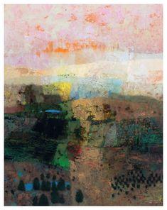 Mark English - Contemporary Artist - Landscape 14