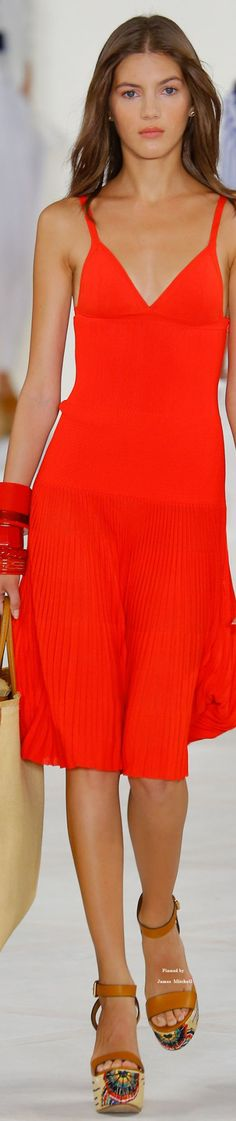 Ralph Lauren Collection Spring 2016 Ready-to-Wear