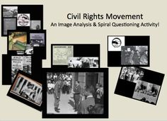 $3.80 This Powerpoint is the best collection of pictures to lead a discussion on the key points of the movement.  Many of the images are ones often seen ...
