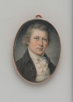 Self-portrait...artist James Peale