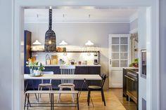 Ferdigkjøkken kombinert med skreddersøm