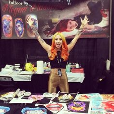 Love Megan Massacre! She's so cute!