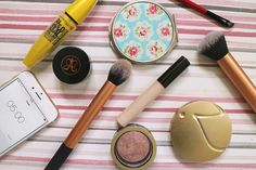 New blog post! Make up look in under 5 minutes.