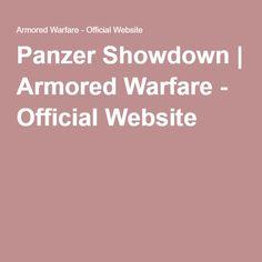 Panzer Showdown | Armored Warfare - Official Website