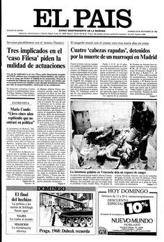 29 de Noviembre de 1992