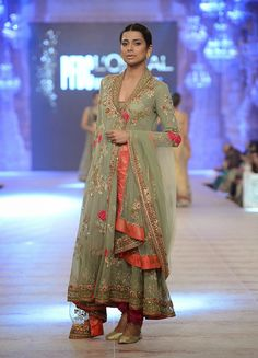 Bridal Wear | New Bridal Dresses 2015 By Misha Lakhani At PFDC