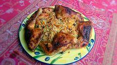 Ich koch dir was!: Arabisches Hähnchen mit Würzreis