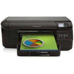cool HP Officejet PRO 8100 Wireless Color Inkjet Printer ePrinter New - For Sale