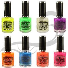 Glow in the dark nail varnish by #paintglow #bright neon fluorescent #polish,  View more on the LINK: http://www.zeppy.io/product/gb/2/191959552537/
